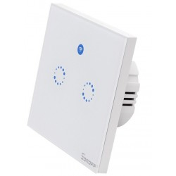 Sonoff T1 EU: 1-2 Gang WiFi RF Smart Wall Touch Light Switch