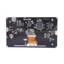 Display tátil capacitivo 7.0'' Nextion HMI c/ Moldura