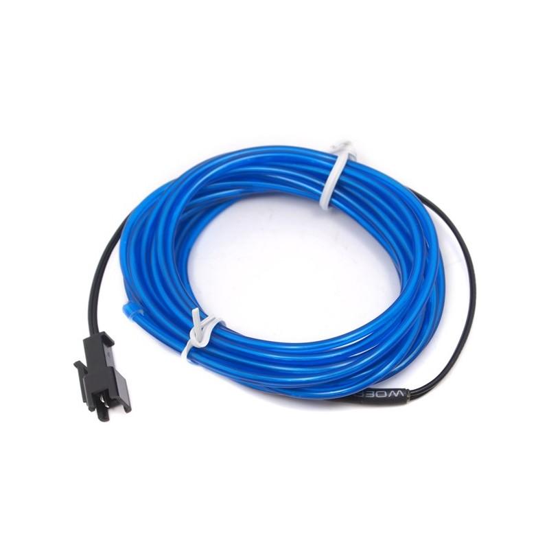 EL Wire-Yellow 3m - TEM03016B