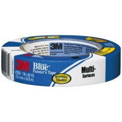 Blue Tape 3M - 25mm 55 meters