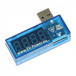 USB meter - measure V and...