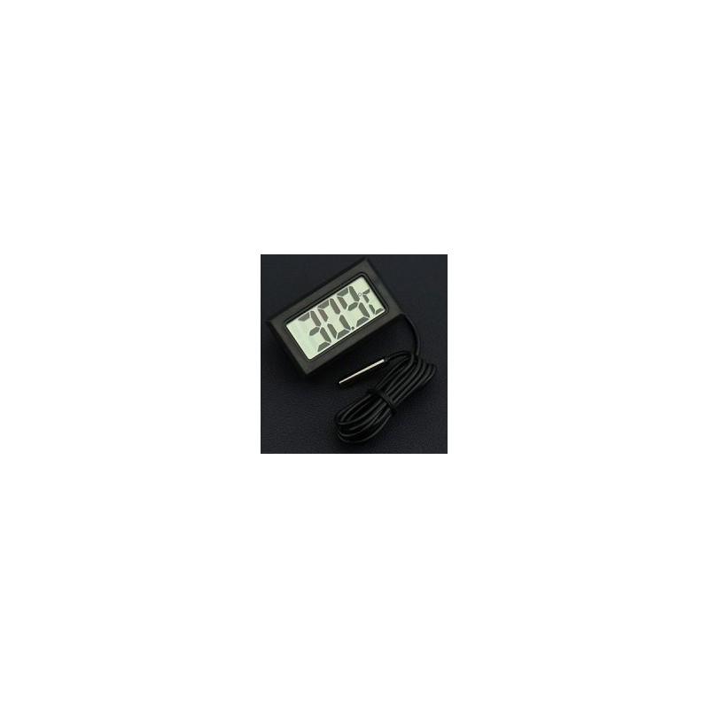 Tremómetro digital para painel com sonda remota