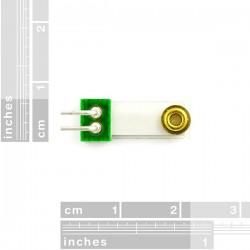 Sensor Piezoeléctrico Vertical