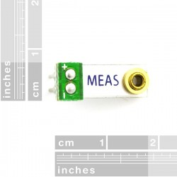 Piezo Vibration Sensor - Small Horizontal