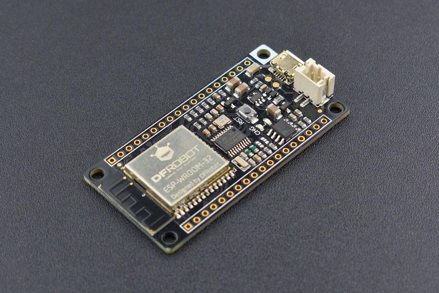 FireBeetle ESP32 IOT WiFi Microcontroller (Wi-Fi & Bluetooth