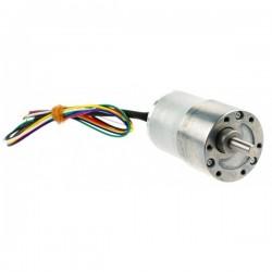 12V DC Motor 251rpm w/Encoder