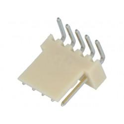 Conector 5 pinos 2,54mm...