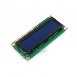 LCD1602 Azul 3.3V paralelo...