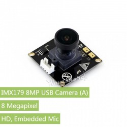 IMX179 8MP USB Camera (A),...