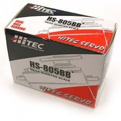 Hitec 805BB+ Mega 1/4 Scale Servo (24.7kg)