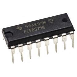 Chip 8bit, I/O expander I2C...