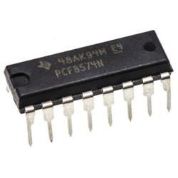 PCF8574 - Integrado c/ 8...