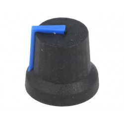 Knob with pointer rubber,...