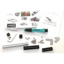 Kit de iniciação Makerbeam