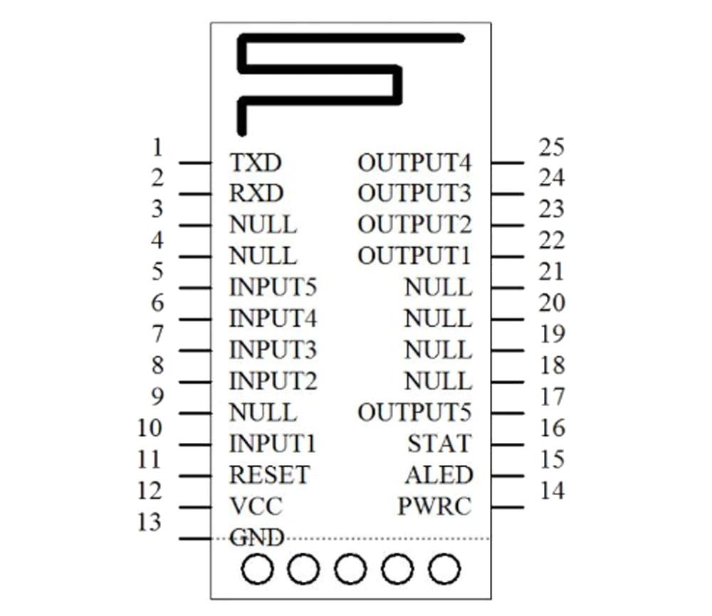 Pinout module