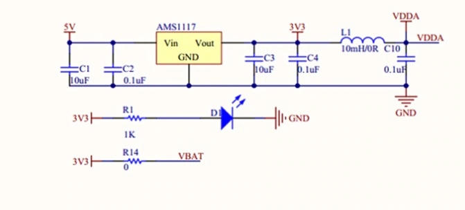 Schematics Power Supply